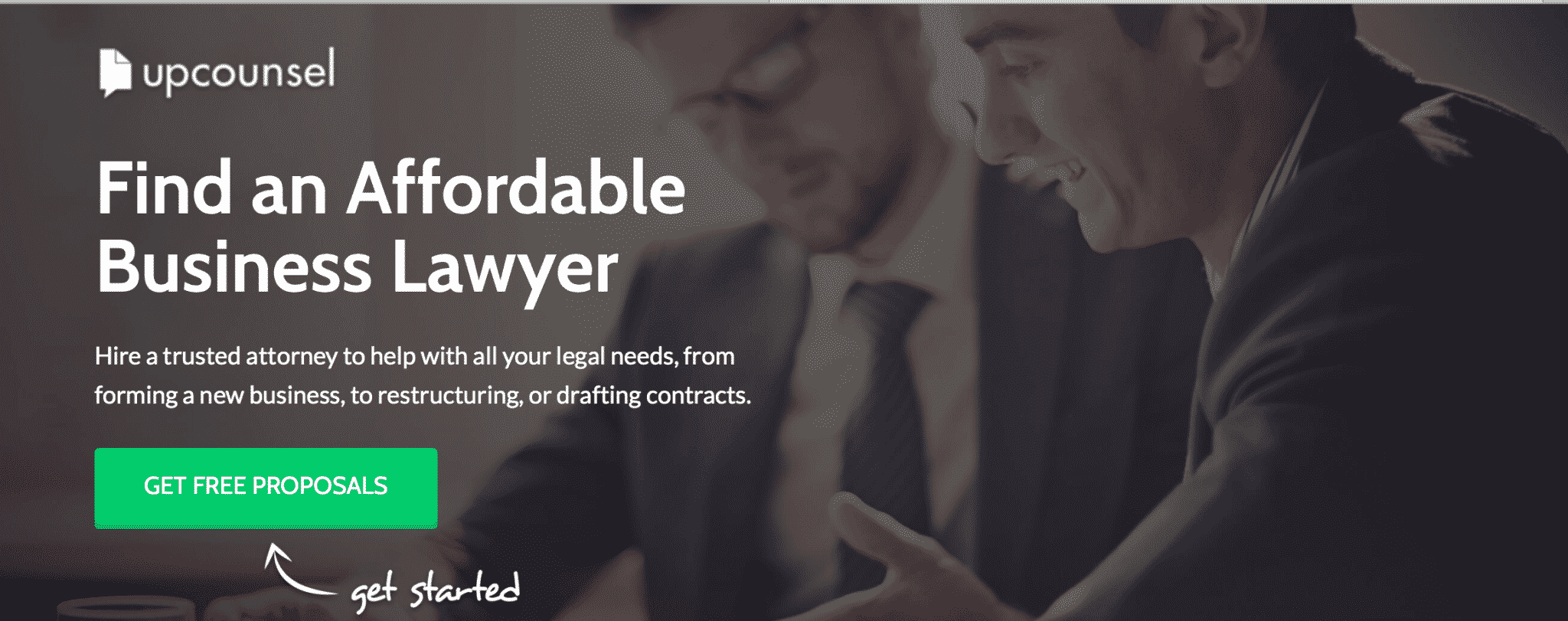 landing pages for lawyers