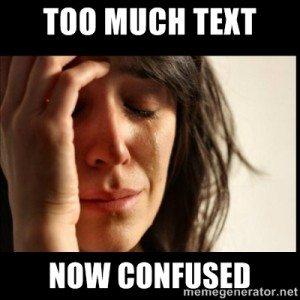 text meme