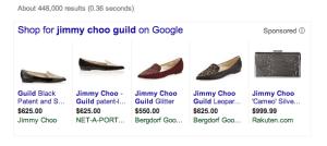 Google PLA Campaigns