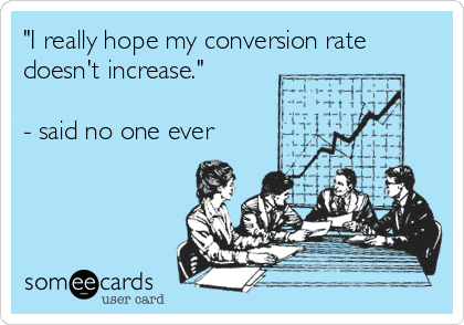 More conversions and lower cost per conversion!