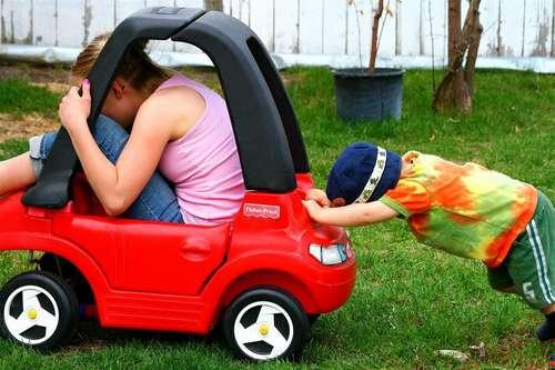 push-start-a-car