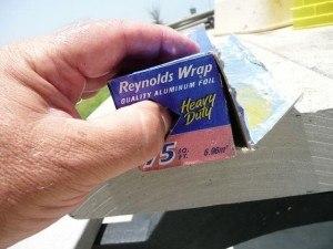 Aluminum Foil Tab