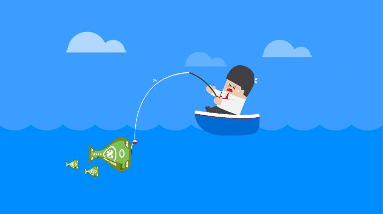 Fishing for Money - Disruptive Advertising
