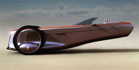 futuristic-two-wheeled-gyrocar