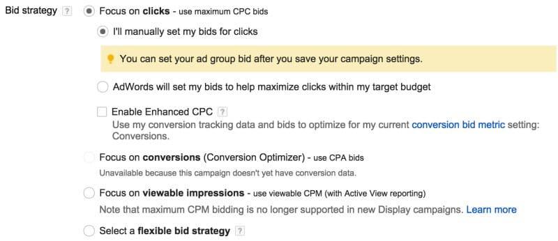 Remarketing Bid Strategy   Disruptive Advertising