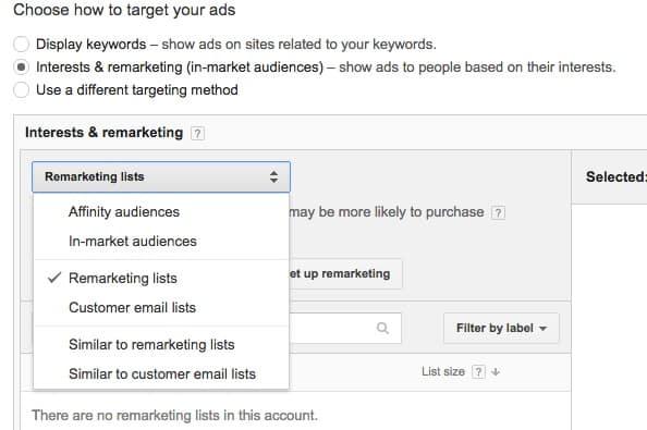 Retargeting Ad Targeting   Disruptive Advertising