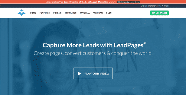 LeadPages | Disruptive Advertising