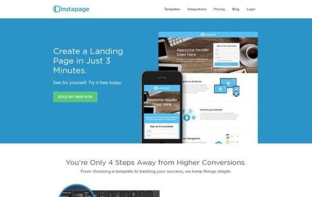 Instapage   Disruptive Advertising