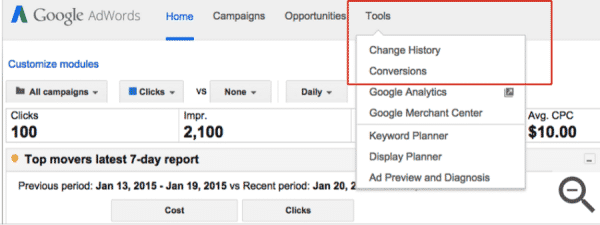 Set Up Conversion Tracking | Disruptive Advertising