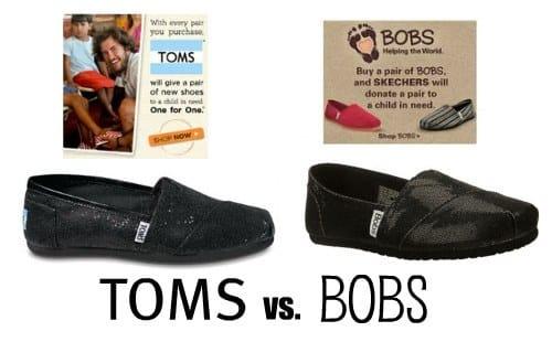 toms vs bobs