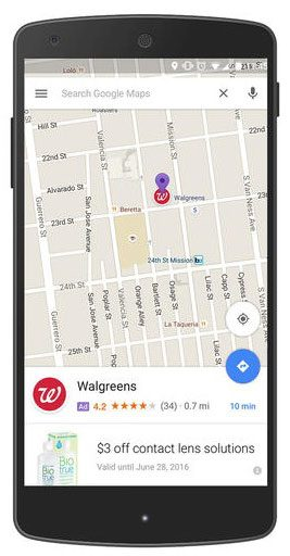 Promoted Pins on Google Maps   Disruptive Advertising