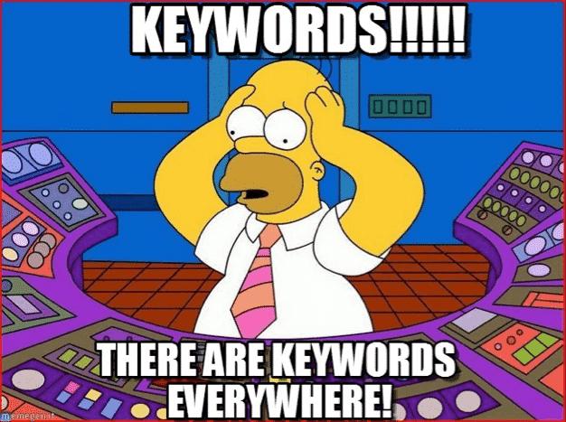 Keywords Everywhere!   Disruptive Advertising