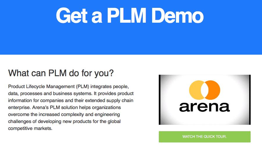 PLM's Landing Page Video | Disruptive Advertising