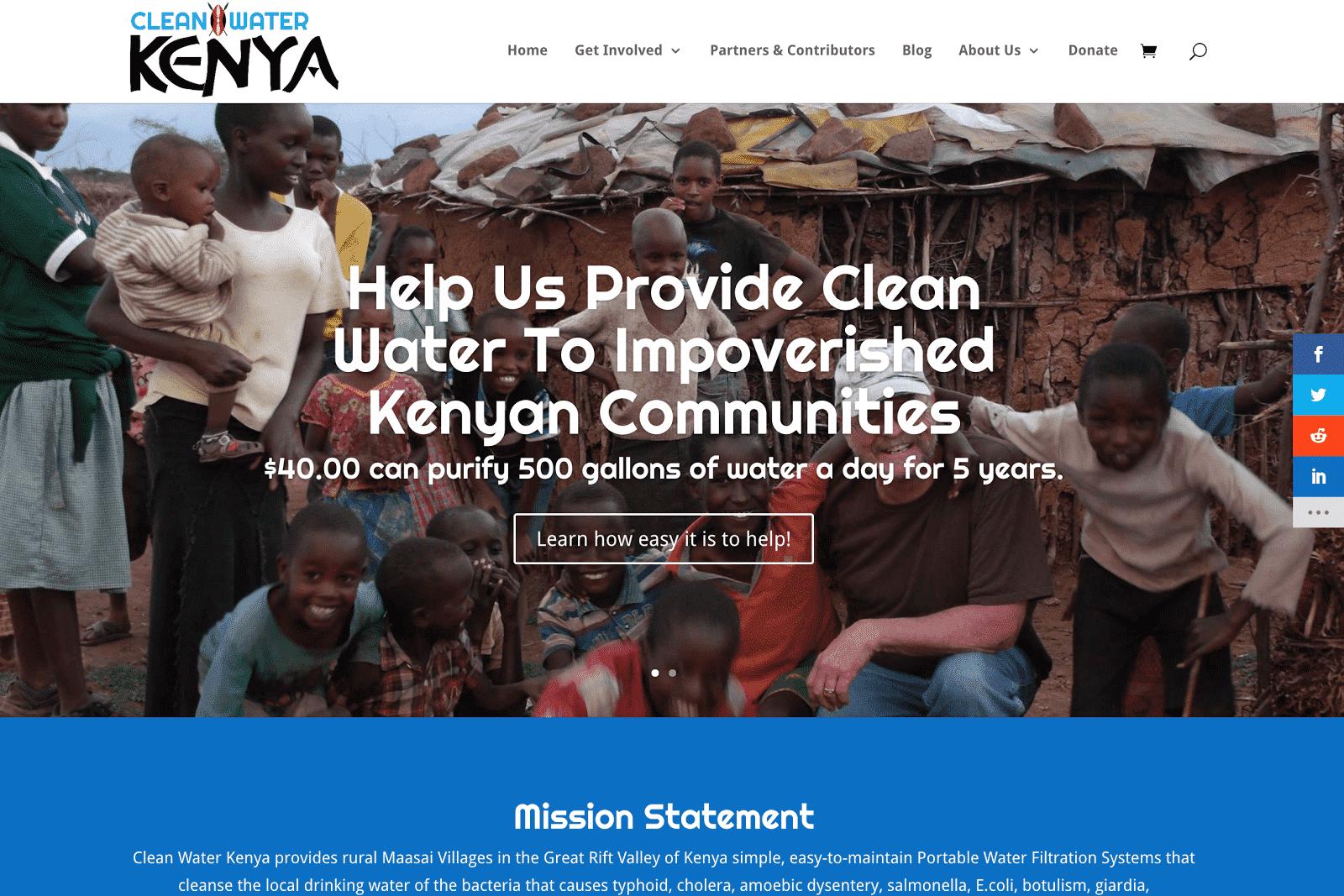 clean-water-keyna