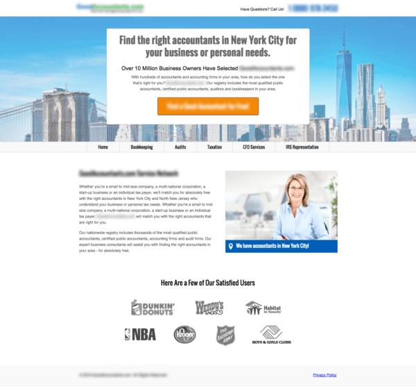 Specifics Sell: City Variant | Disruptive Advertising