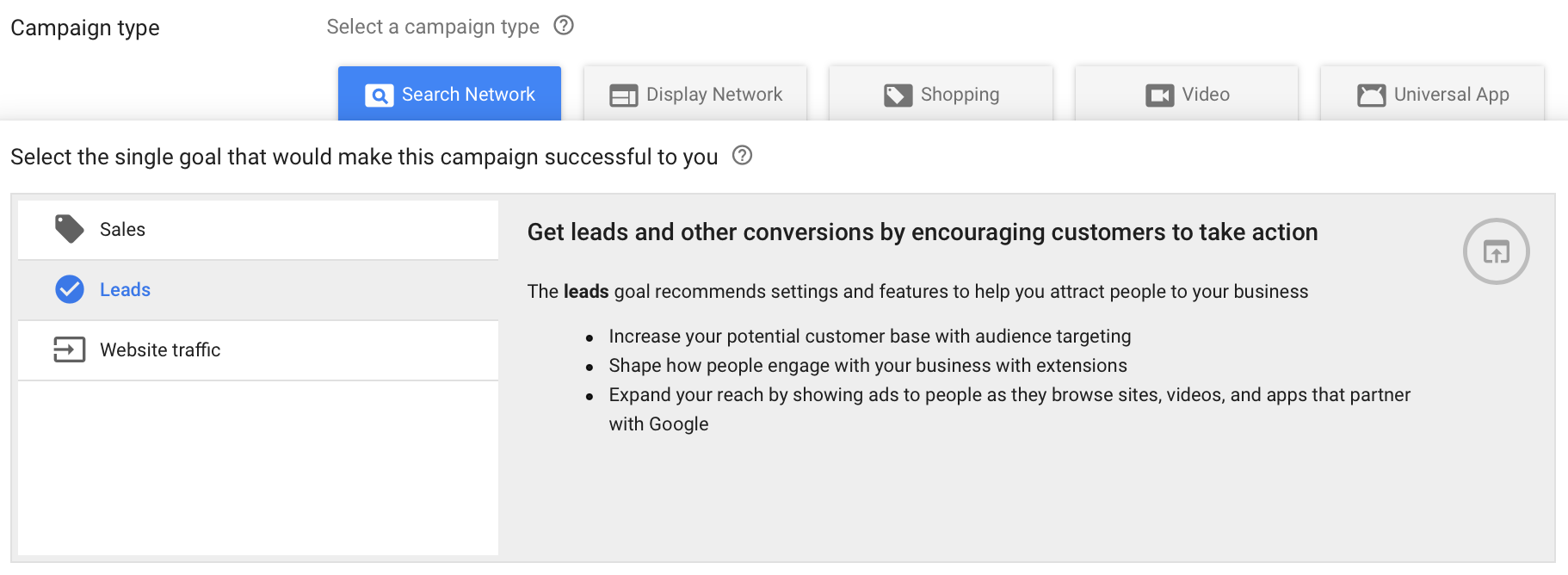 how to create Google Adwords campaigns