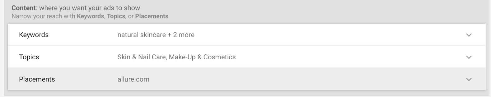 how to use contextual advertising Google AdSense