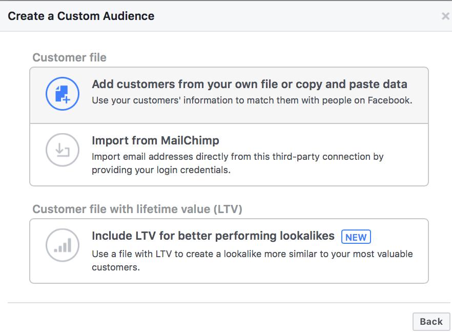 Facebook Ad reengagement strategies