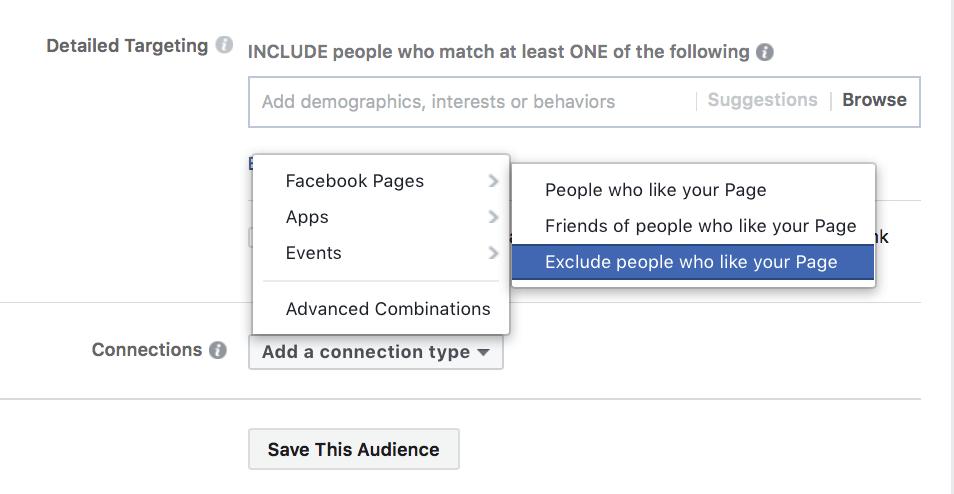 Facebook Ad targeting strategies