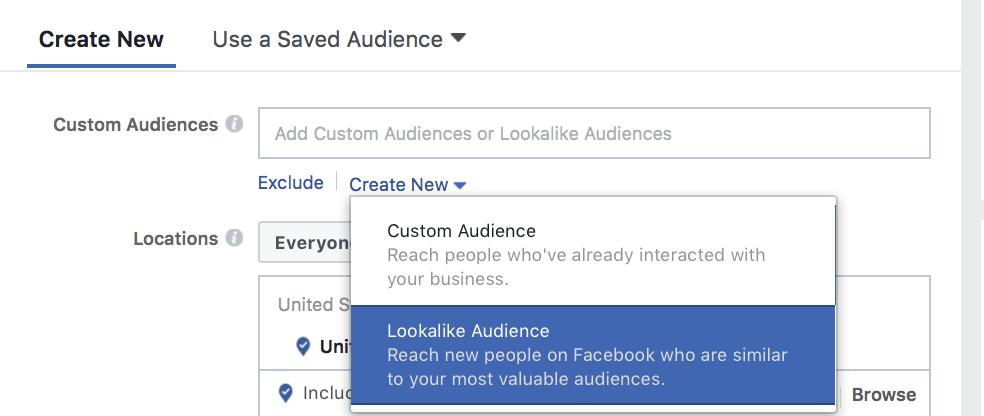 Facebook retargeting strategies