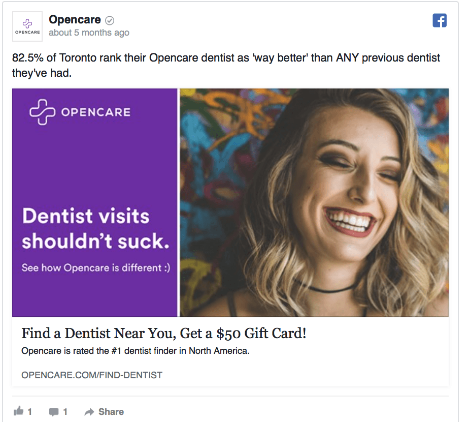 dental copywriting tips