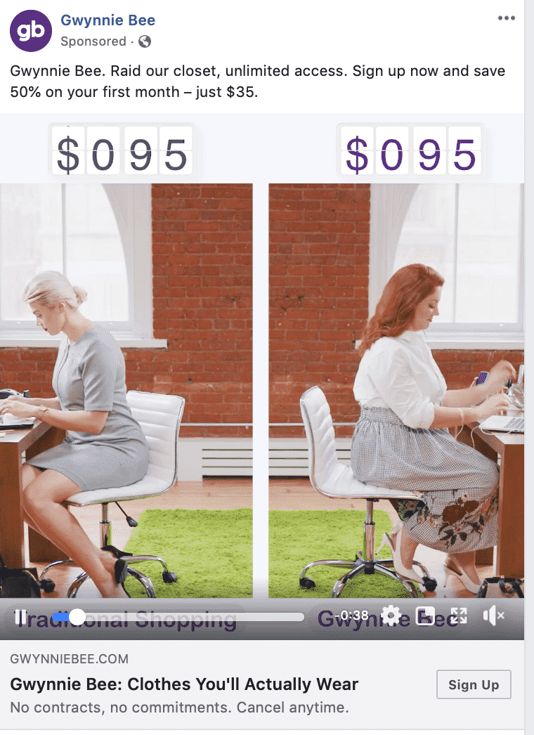 Facebook video ads for local businesses